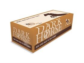 Гильзы для сигарет DARK HORSE Copper Edition (200 шт.) - фото 9105