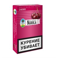 Табак для кальяна Nakhla CHERRY (Вишня) 50 гр