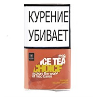 Табак для сигарет Mac Baren IceTea Choice #19 40 гр.