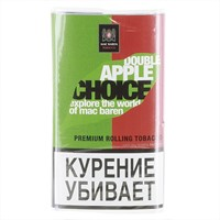 Табак для сигарет Mac Baren Double Apple Choice 40 гр.