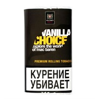 Табак для сигарет Mac Baren Vanilla Choice 40 гр.