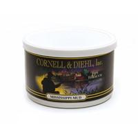 Табак трубочный Cornell & Diehl Mississippi Mud 57 гр.