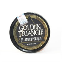 Табак трубочный Hearth & Home Golden Triangle Series St. James Perique 50 гр