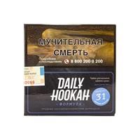 Табак для кальяна Daily Hookah Мята и молоко 60 гр.