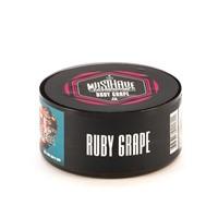 Табак для кальяна Must Have Undercoal Ruby Grape банка 25 гр