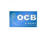 Сигаретная бумага OCB X-Pert Blue 100 листов 70 мм