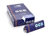 Сигаретная бумага OCB ULTIMATE SINGLE 50 листов (78 мм)