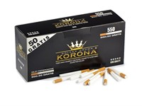 Гильзы для сигарет KORONA Standart (550 шт.)