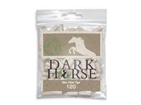 Фильтры для сигарет Dark Horse Slim Bio 6 мм (120 шт)