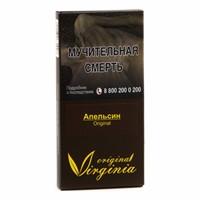 Табак для кальяна Virginia Original Апельсин 50 гр