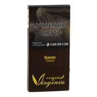 Табак для кальяна Virginia Original Банан 50 гр
