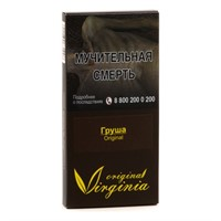Табак для кальяна Virginia Original Груша 50 гр