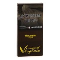 Табак для кальяна Virginia Original Мандарин 50 гр