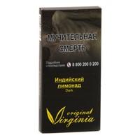 Табак для кальяна Virginia Dark Индийский лимонад 50 гр