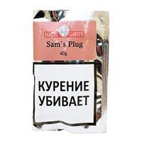 Табак для трубки Samuel Gawith Sam's Plug 40 гр