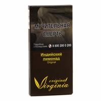 Табак для кальяна Virginia Original Индийский лимонад 50 гр