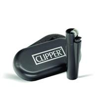 Зажигалка Clipper MINI Black