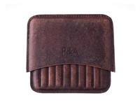 Сигаретница P&A на 10 сигарет, натуральная кожа T114-Buffalo