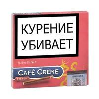 Сигариллы CAFE CREME FILTER INDOCHINE Limited Edition 2019 (10 шт.)