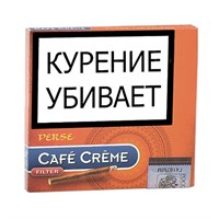 CAFE CREME FILTER PERSE Limited Edition 2019