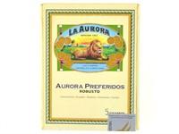 Набор сигар Lа Aurora Preferidos Robusto Selection box (5 шт)