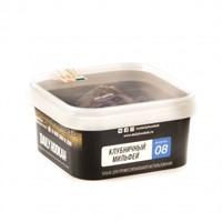 Табак для кальяна Daily Hookah Клубничный мильфей 250 гр.