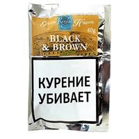 Трубочный табак Gawith Hoggarth BLACK and BROWN 40 гр.