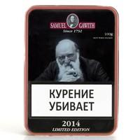 Табак для трубки Samuel Gawitch Limited Edition 2014 (100 гр)