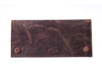 Кисет для самокруток P&A натуральная кожа P307-Buffalo
