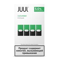 Картридж Juul Labs JUUL (Cucumber) x4 (59 мг) 0,7 мл
