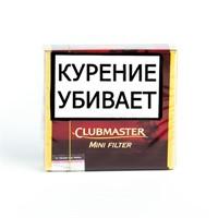 Сигариллы Clubmaster Mini Red (Vanilla) Filter (20 шт)