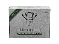 Фильтры для трубок White Elephan Meerschaum 9 мм (40 шт)