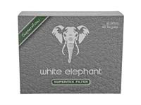 Фильтры для трубок White Elephant SuperMix 9 мм (40 шт)