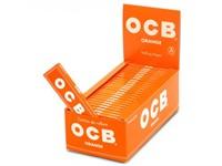Бумага сигаретная OCB Orange 70 мм 50 листов