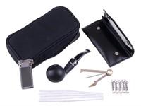 Набор трубокура Passatore VOLTERRA Premium 409-410