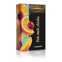 Табак для кальяна Tick Tock FLAMINGO( апельсин манго вишня) 100 гр