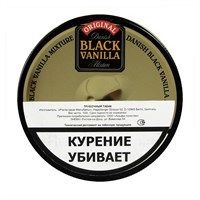 Табак для трубки PLANTA DANISH BLACK VANILLA Mixture (100 гр.)