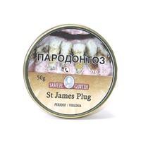 Табак для трубки Samuel Gawith St. James Plug 50 гр