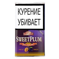 Сигаретный табак Excellent SWEET PLUM 30 гр