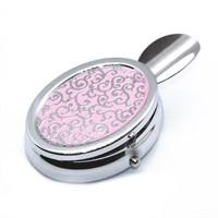 Пепельница карманная Cristal pink 11564