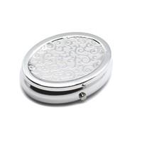 Пепельница карманная Cristal White 11569