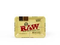 Лоток металлический RAW Metal Rolling Tray mini