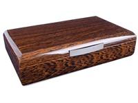Хьюмидор Lubinski на 60 сигар, Железное дерево Q227