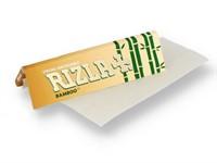 Бумага для самокруток RIZLA+ Bamboo Regular (50 листов)