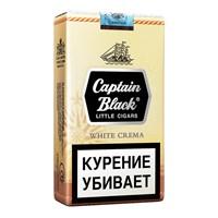 Captain Black Little Cigars White Crema