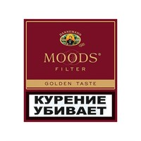 Сигариллы Moods Golden Taste Filter (10 шт)