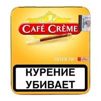 Сигариллы Cafe Creme Original Filter Tip (10шт)