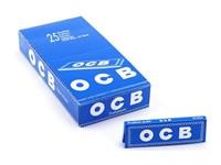 Сигаретная бумага OCB Blue (50 листов) 70 мм