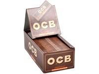 Сигаретная бумага OCB Unbleached 70 мм (50 листов)