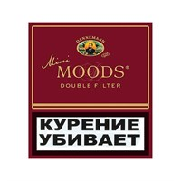 Moods Mini Double Filter (10шт.)